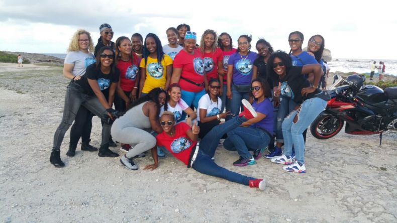 GUADALOUPE • CARIBBEAN • 2017 IFRD