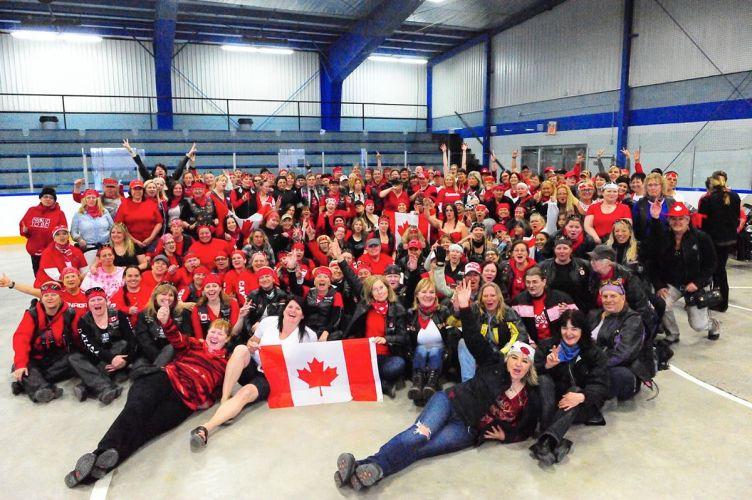 ELORA ONTARIO CANADA • 2016 IFRD PHOTO CONTEST WINNER