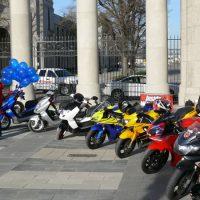 International Female Ride Day History