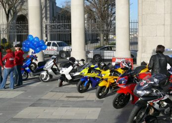 International Female Ride Day History