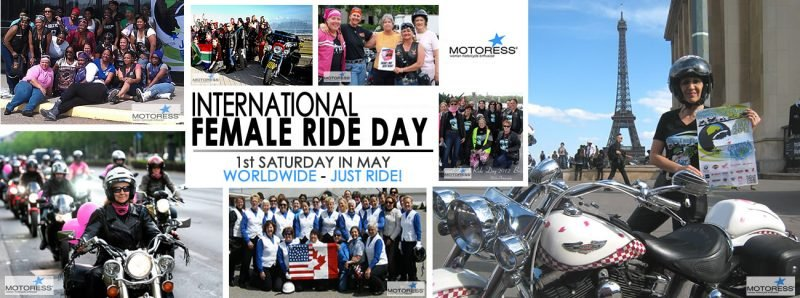 International Female Ride Day Defined