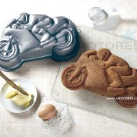 Motorcycle Cake Pan - Blog