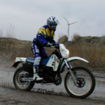 Today's Red Riding Hood – Women Motorcycle Trail Riders