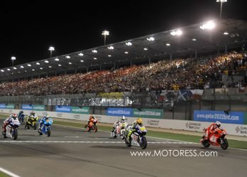MotoGP Night Racing in Qatar Makes Debut