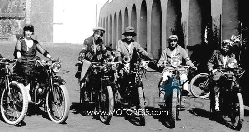 Women Riders Around the World Ready to Just Ride! - Blog Vicki Gray