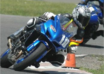 Woman Power Joining FAST Motorcycle Race Training Course
