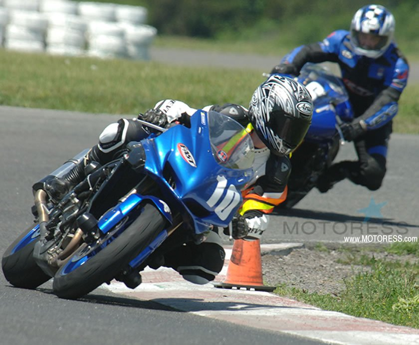 Woman Power Joining FAST Motorcycle Race Training Course - MOTORESS