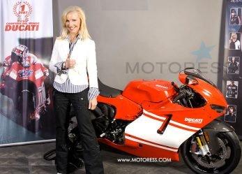 Ducati Desmosedici RR Seduced