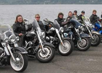 International Female Ride Day Photos 2008