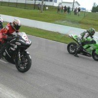 Canadian Women's Cup race on MOTORESS