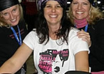 International Female Ride Day TShirt Makes Appearance!