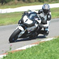 Vicki Gray BMW Hp2 Sport