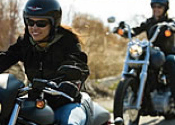 International Female Ride Day Kicks Off Harley-Davidson's Newly Declared Women Riders Month