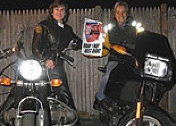 Midnight Run for International Female Ride Day