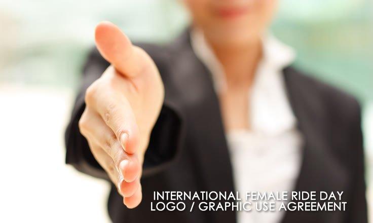 International Female Ride Day Logo Use Agreement - MOTORESS