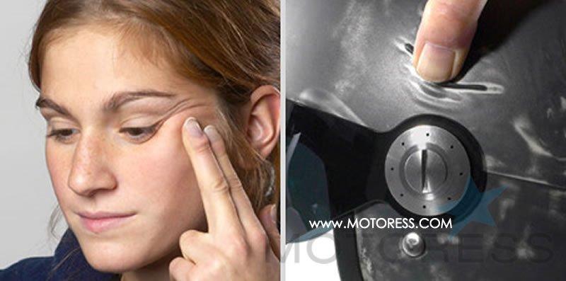 Motoress Blog Skin of Helmet