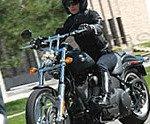 Harley Davidson Night Train for Women Riders