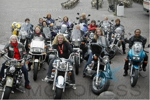 Moto Granny's Set Record on MOTORESS