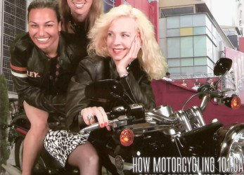 Precious Metal Women's Motorcycling Playground By Harley-Davidson