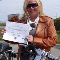 Keeley Ward contest Winner on MOTORESS