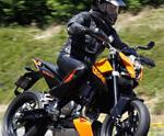 KTM 690 Duke Woman Rider