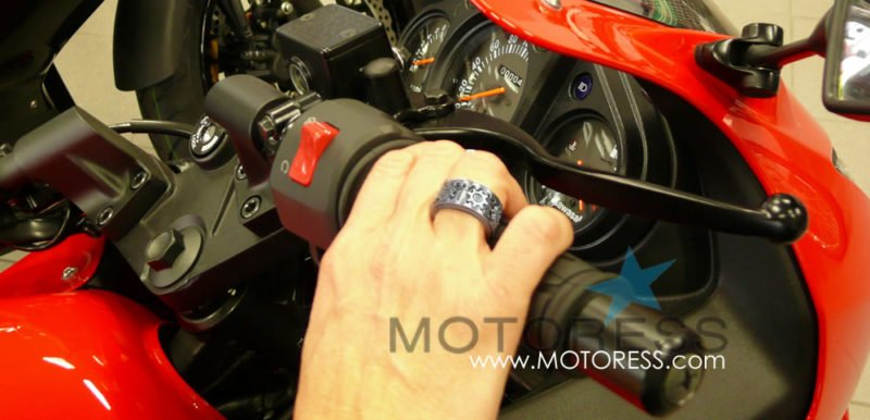 Kinekt Gear Ring on MOTORESS