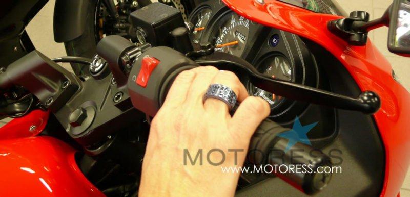 Kinekt Gear Ring on MOTORESS