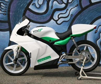 Electric Motorcycles on MOTORESS