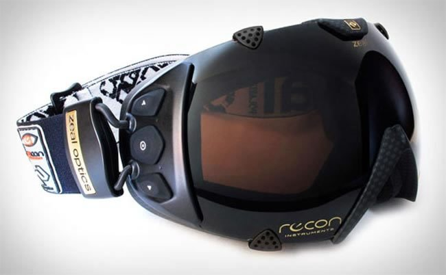 GPS Goggles for Motorcycle Riders - MOTORESS