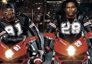 NFL Players on MV Agusta Motorcycles