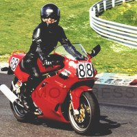 Vicki Gray Motorcycle Racer Founder MOTORESS