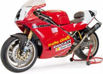 Get Out Your Money Two Carl Fogarty Ducati 888 Corsa's Could be Yours!