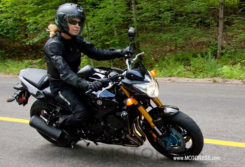 Yamaha FZ8 Fazer Motorcycle Could Be Your All-Rounder