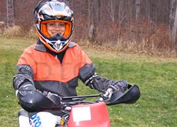 Off Road Motorbike Ride Has Kaveri Wanting More!