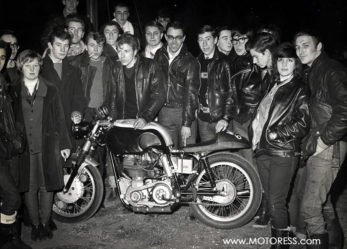Café Racer Trend and the Ace Cafe