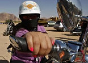 Just Two Women Riders Among Participants Himalayan Odyssey