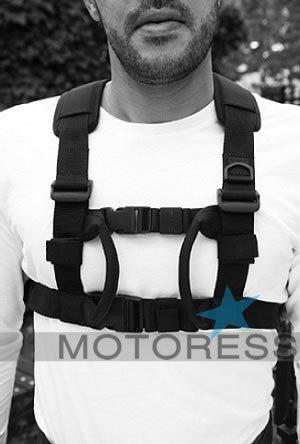 Motorcycle Passenger Safety Harness - MOTORESS Blog