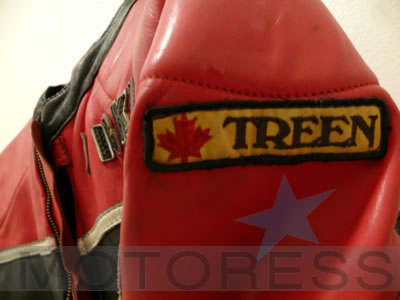Treen Motorcycle Leathers Canada on MOTORESS