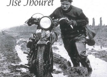 Ilse Thouret Woman Motorcycle Racer 1930's