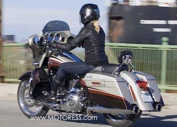 Harley-Davidson CVO Street Glide Ride Review