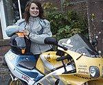 Natasha Moss on Motoress