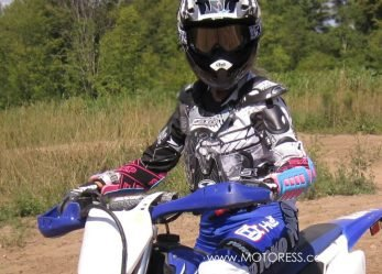 509 Dirt Pro Motorcycle Goggles Woman Rider Tested