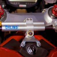 Motorcycle Steering Damper on MOTORESS