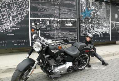 Harley-Davidson FatBoy Lo Ride Review
