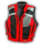 High Visibility Motorcycle Vests Easy Add On To Being Seen