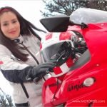 International Female Ride Day 2012 Photo Contest Winner from Bogota Columbia