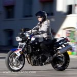 BMW F800R Chris Pfeiffer Replica Ride Review