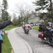 Laureen Harper on International Female Ride Day 2012