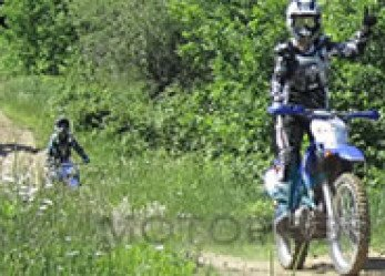 Off Road Motorcycle Riding fun – The Dirt Speaks for itself!