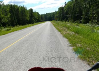 Riding Georgian Bay Loop – The Road Was All Mine!